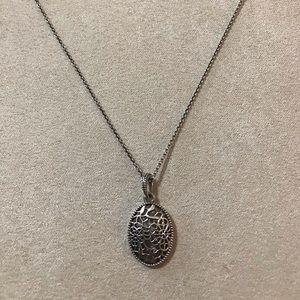 b091a79f6 Women's Pandora Necklace Sterling Silver on Poshmark